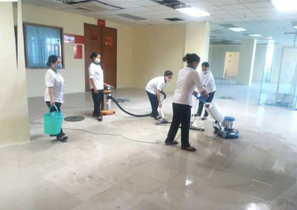 Mẹo vệ sinh sàn nhà hay - dịch vụ vệ sinh công nghiệp hà nội