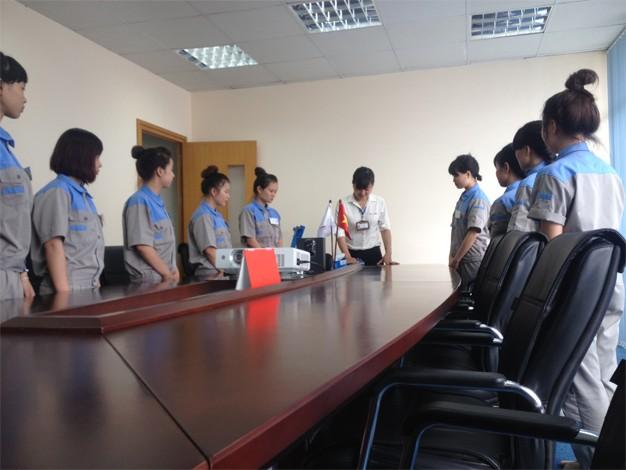 Đào tạo làm sạch tại công ty vệ sinh Cleanhouse