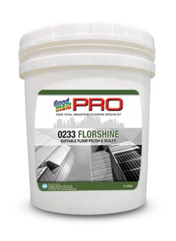 Hóa chất đánh bóng sàn gỗ g0233 Florshine