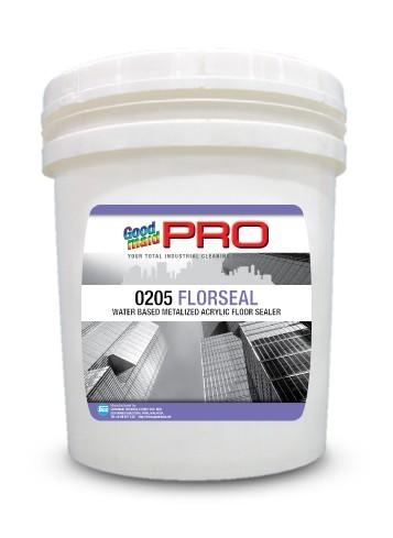 Hóa chất phủ bóng sàn goodmaid G0205 Florseal