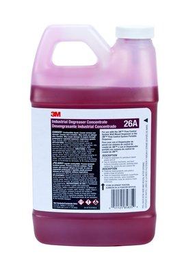 Hóa chất tẩy dầu mỡ công nghiệp Concentrate 26A