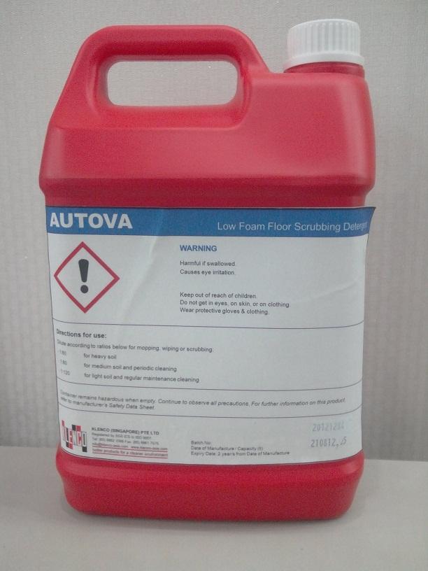 Hóa chất tẩy rửa công nghiệp Klenco Autova