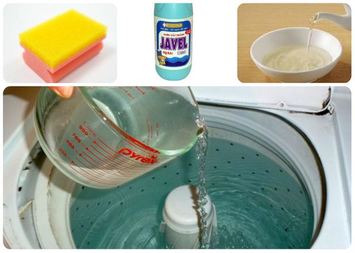 Vệ sinh máy giặt - Công ty vệ sinh Cleanhouse