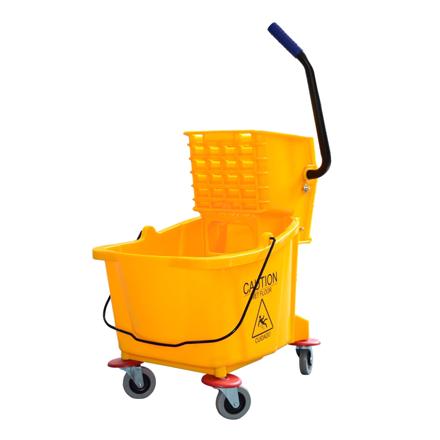 Xe đẩy vệ sinh Hc040B - xe vệ sinh công nghiệp