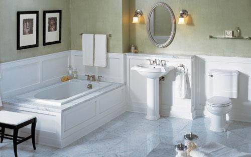 Mẹo làm sạch nhà tắm hiệu quả mà tiết kiệm