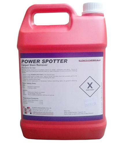 Hóa chất giặt thảm và ghế chuyên dụng Klenco Power Spotter
