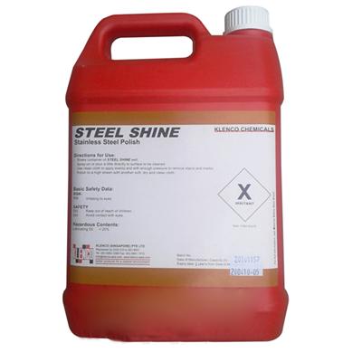 Hóa chất tẩy rửa và đánh bóng inox Steel Shine