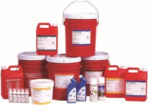 Hóa chất khử trùng diệt khuẩn HG Sanlene