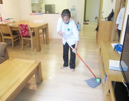 Dịch vụ vệ sinh trường học của Cleanhouse