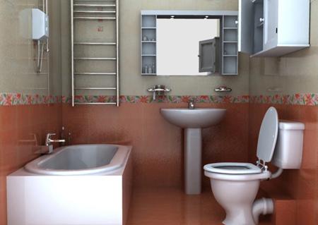 Mẹo vệ sinh nhà tắm sạch sẽ nhanh chóng