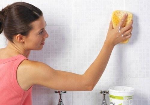 Cách làm sạch tường nhà đơn giản với các vết bẩn khác nhau