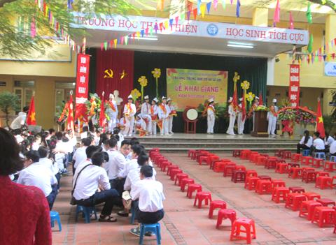 Cleanhouse Việt Nam cung cấp dịch vụ vệ sinh hàng ngày tại các trường học
