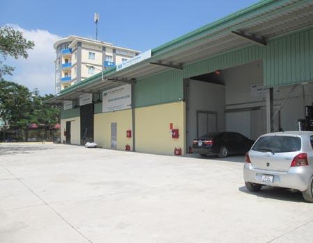 Vệ sinh công nghiệp Cleanhouse Việt Nam kiểm tra chất lượng dịch vụ khu vực trong Tháng 6/2015