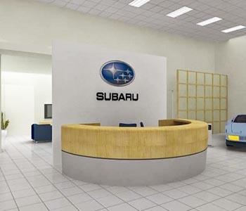 Triển khai làm dịch vụ vệ sinh văn phòng tại Shoroom Ô Tô Subaru  và Xưởng dịch vụ Ô tô Mazda