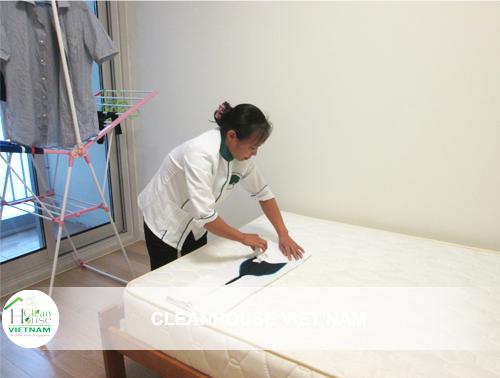 Cleanhouse Việt Nam cung cấp Dịch vụ giúp việc gia đình