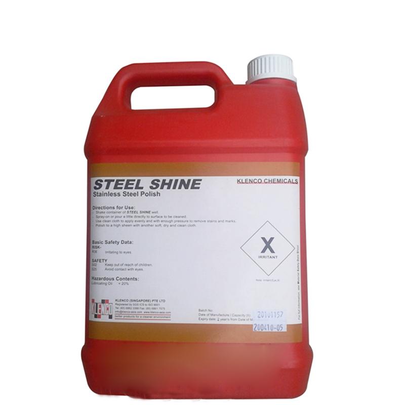 Hóa chất đánh bóng inox STEEL SHINE