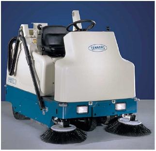 Máy quét công nghiệp chuyên dụngTennant 6200