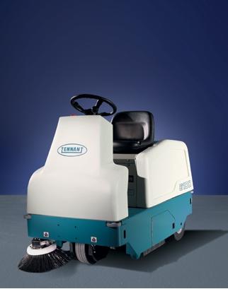 Máy quyét công nghiệp Tennant 6100