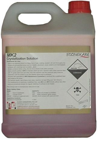 Hóa chất phủ bóng sàn đá MK2
